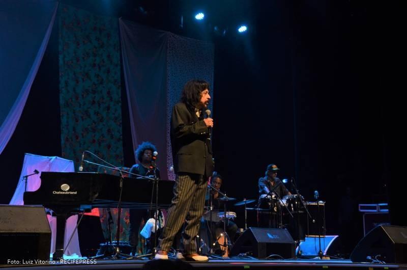 Fotos do show de Benito de Paula em Recife - PE