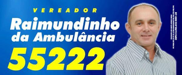 Ex-vereador Raimundinho aderiu ao prefeito Jarques em São Bento