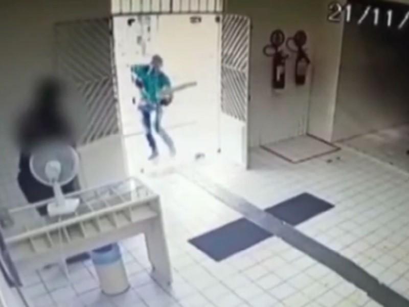 Frustrada tentativa de assalto a agência dos Correios na Paraíba