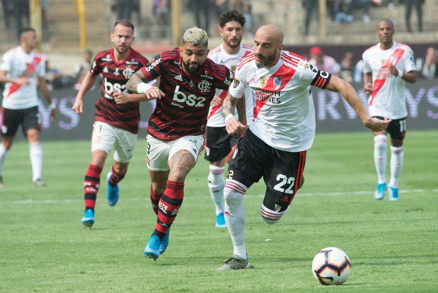 Flamengo é campeão da Libertadores contra o River após 38 anos