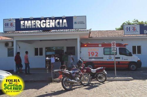 Homem é esfaqueado na manhã desta segunda-feira na Cidade de Sousa; Vítima em estado grave