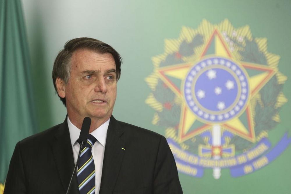 """Bolsonaro diz que proposta que acabaria com 67 cidades da Paraíba não é """"ponto de honra"""""""