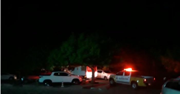 Policial militar é socorrido baleado em possível tentativa de assalto a van em Caicó