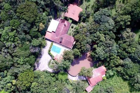 O sítio de Atibaia, pivô da condenação de Lula Carlos Nardi/Wpp/Estadão Conteúdo