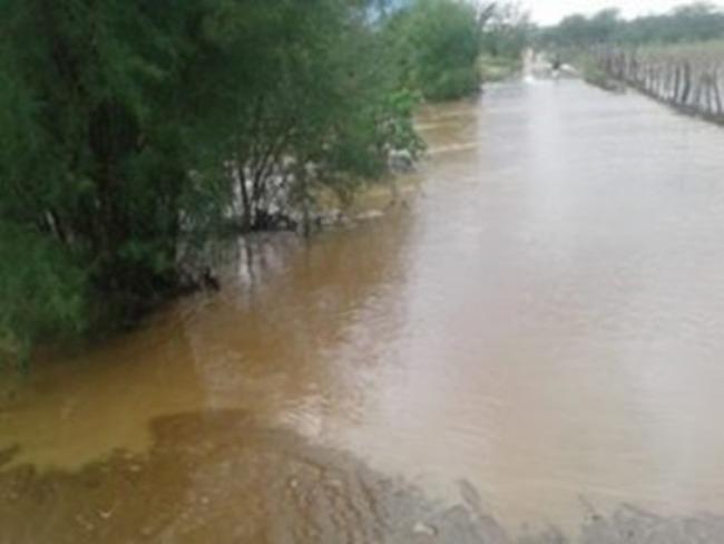Frei Martinho-PB registra chuva acima de 200 mm