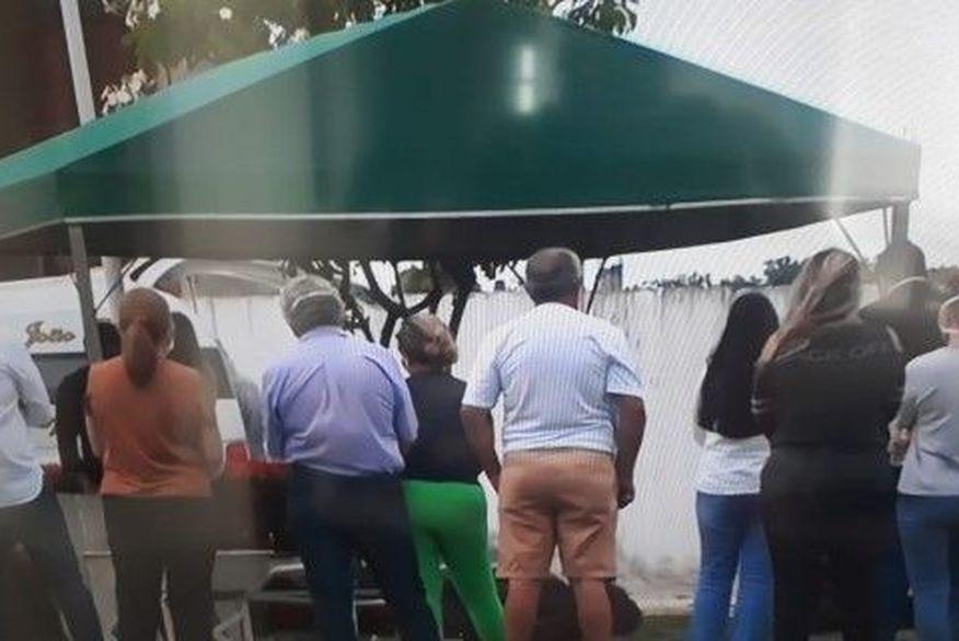 Corpo do ex-governador Wilson Braga é sepultado em João Pessoa