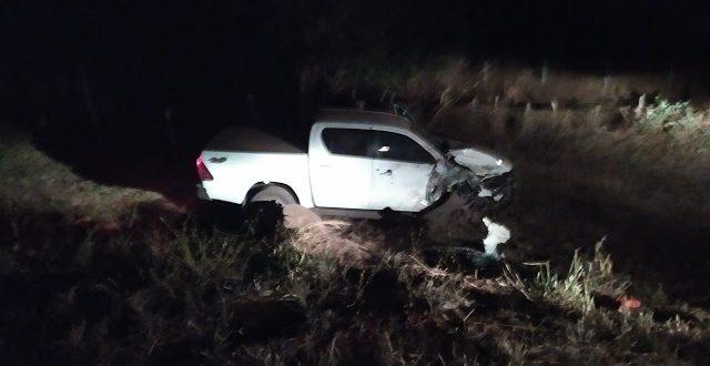Caminhonete bate em motos e mata 4 pessoas no Rio Grande do Norte